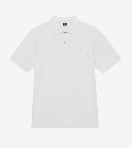 ST POLO [WHITE]