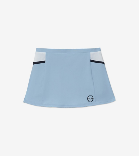 GRACE SKORT [POWDER BLUE/NAVY]