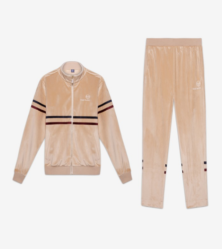 MW88 TRACK TOP + PANTS [IRISH CREAM/IVORY]