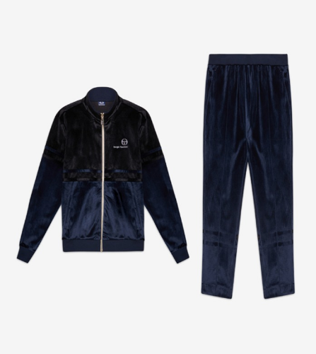 MW88 TRACK TOP + PANTS [NAVY/BLACK]
